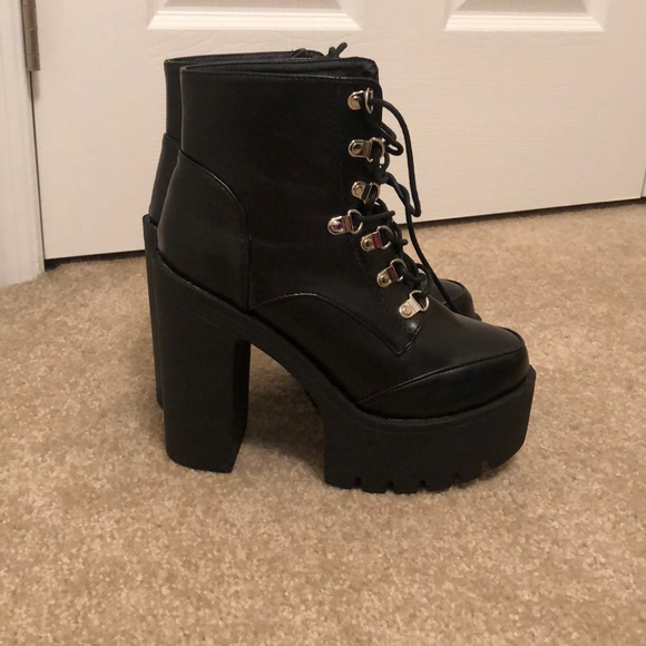 Zaful Shoes - Brand New Black Booties